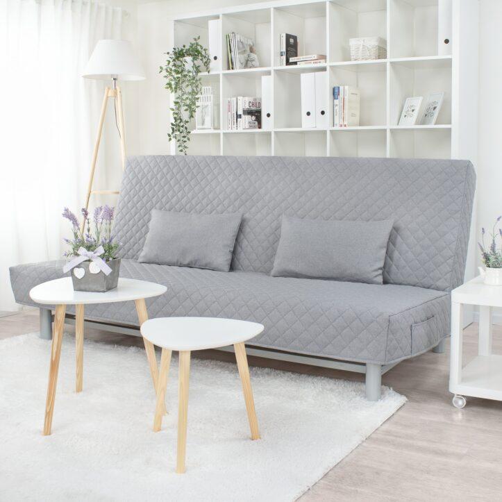 Pokrowiec na sofę beddinge w karo